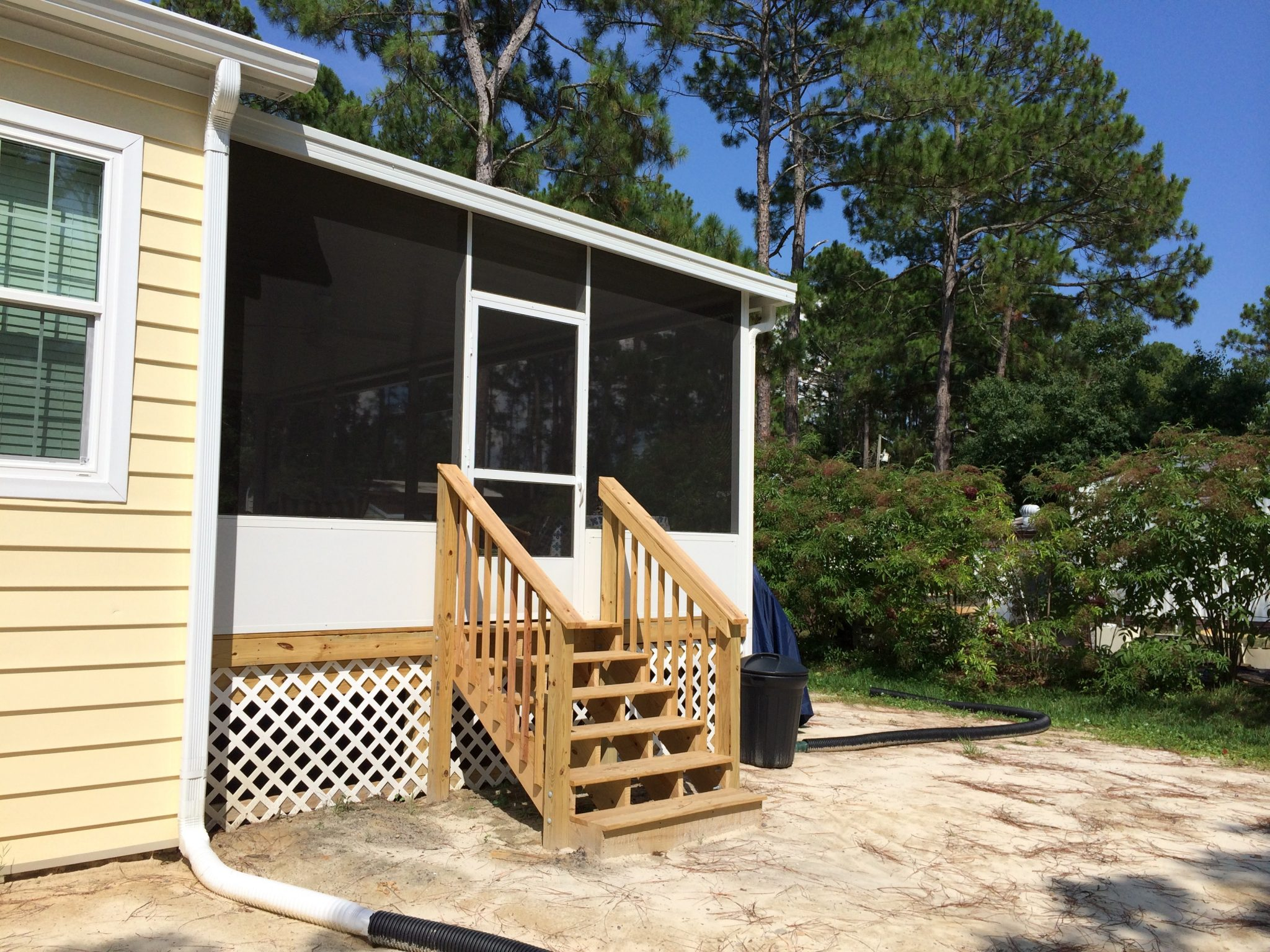Screened In Porch Florida Enclosed Porch Bestway