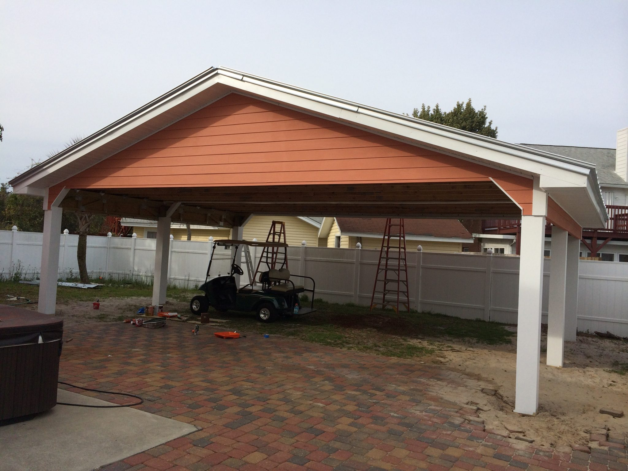 Custom Portable Garages Florida Bestway Portable Buildings