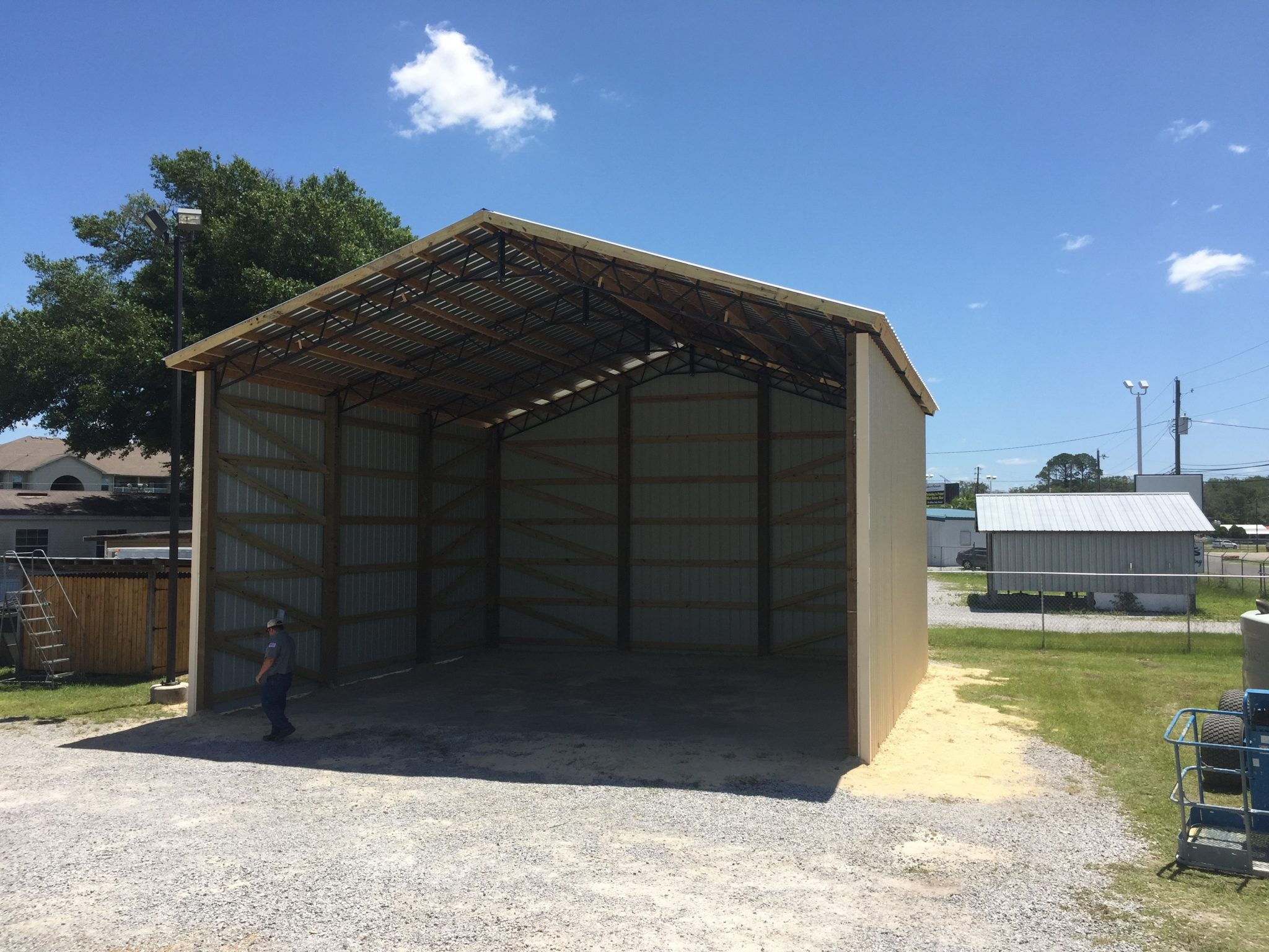 Pole Barns Florida Bestway Portable Buildings